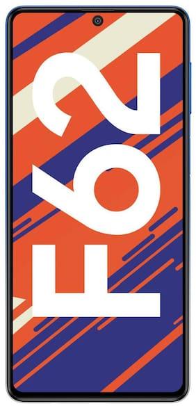 Paytmmall offers on Mobiles - Samsung Galaxy F62 6 GB 128 GB Laser Blue