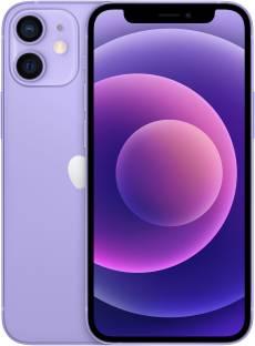 Flipkart offers on Mobiles - APPLE iPhone 12 Mini (Purple, 128 GB)