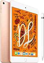 Amazon offers on Mobiles - iPad Mini 7.9 inch Wi-Fi Only 256 GB Gold+Apple Pencil (1st Generation)