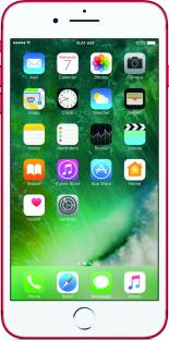 Flipkart offers on Mobiles - APPLE iPhone 7 Plus (PRODUCT) (Red, 256 GB)