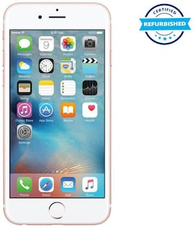 Paytmmall offers on Mobiles - Used Apple iPhone 6S 2GB 16GB Rose Gold (Grade: Good)