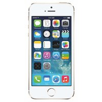 Shopclues offers on Mobiles - Refurbished Apple iPhone 5S 16Gb Gold Super Condition