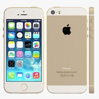 Shopclues offers on Mobiles - Refurbished Apple iPhone 5S 16GB Gold