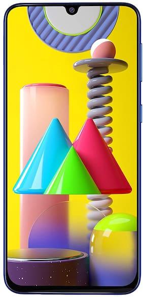 Paytmmall offers on Mobiles - Samsung Galaxy M31 6 GB 128 GB Ocean Blue