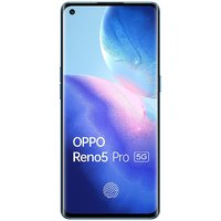 Shopclues offers on Mobiles - OPPO Reno5 Pro 5G (Astral Blue, 128 GB) (8 GB RAM) Open Box