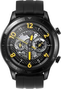 Flipkart offers on Mobiles - realme Watch S Pro Smartwatch Black Strap, Regular