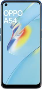 Flipkart offers on Mobiles - OPPO A54 (Starry Blue, 128 GB) 4 GB RAM