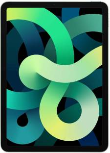 Flipkart offers on Mobiles - APPLE iPad Air (4th Gen) 64 GB ROM 10.9 inch with Wi-Fi Only (Green)