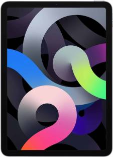 Flipkart offers on Mobiles - APPLE iPad Air (4th Gen) 256 GB ROM 10.9 inch with Wi-Fi Only (Space Grey)