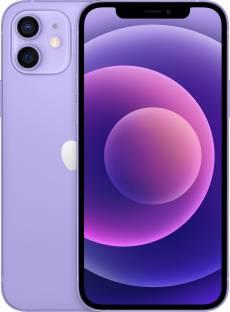 Flipkart offers on Mobiles - APPLE iPhone 12 (Purple, 64 GB)