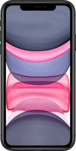 Flipkart offers on Mobiles - APPLE iPhone 11 (Black, 64 GB)