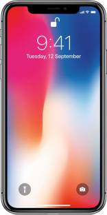 Flipkart offers on Mobiles - APPLE iPhone X (Space Gray, 64 GB)