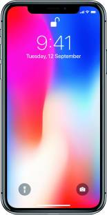 Flipkart offers on Mobiles - APPLE iPhone X (Space Gray, 256 GB)
