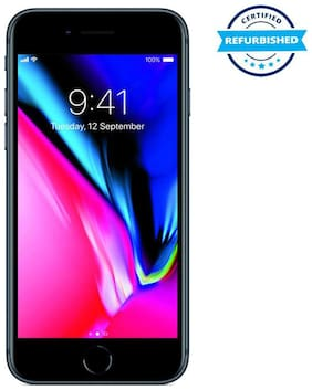 Paytmmall offers on Mobiles - Used Apple iPhone 8 2GB 256GB Space Grey (Grade: Excellent)