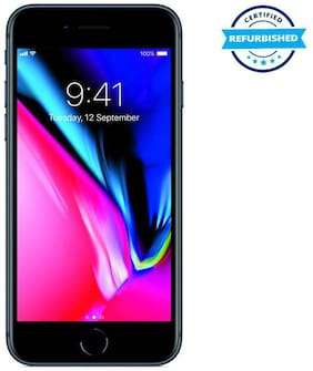 Paytmmall offers on Mobiles - Used Apple iPhone 8 2GB 64GB Space Grey (Grade: Excellent)