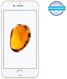 Paytmmall offers on Mobiles - Used Apple iPhone 7 2GB 128GB Gold (Grade: Excellent)