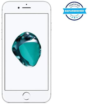 Paytmmall offers on Mobiles - Used Apple iPhone 7 2GB 128GB Silver (Grade: Excellent)