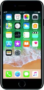Flipkart offers on Mobiles - APPLE iPhone 7 (Jet Black, 32 GB)