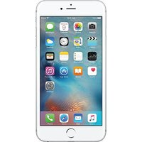 Shopclues offers on Mobiles - Apple iPhone 6s Plus 2GB RAM 128GB ROM Silver Refurbished