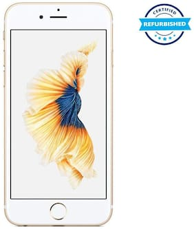 Paytmmall offers on Mobiles - Used Apple iPhone 6s 2GB 128GB Gold (Grade: Excellent)
