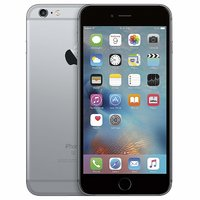 Shopclues offers on Mobiles - Refurbished Apple Iphone 6S Plus 64 Gb Phone Space Grey Bazaar