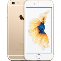 Shopclues offers on Mobiles - Refurbished Apple Iphone 6S 16 Gb Gold