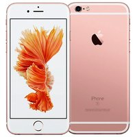 Shopclues offers on Mobiles - Apple iPhone 6S (Rose Gold, 64GB) 2 GB RAM +13 MP FRONT CAMERA + 4G Volte