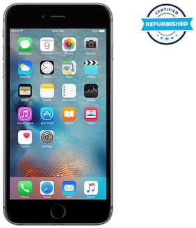 Paytmmall offers on Mobiles - Used Apple iPhone 6S 2GB 64GB Space Grey (Grade: Excellent)
