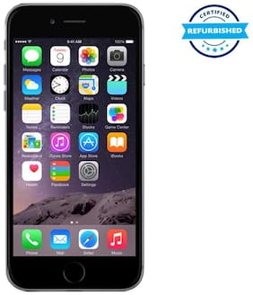 Paytmmall offers on Mobiles - Used Apple iPhone 6 1GB 64GB Space Grey (Grade: Excellent)
