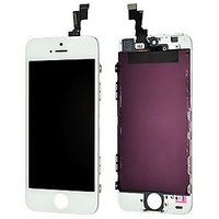 Shopclues offers on Mobiles - Apple iPhone 5S LCD Screen-Black