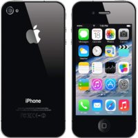 Shopclues offers on Mobiles - Refurbished Apple Iphone 4S Phone 16 Gb