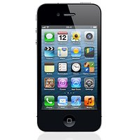 Shopclues offers on Mobiles - Refurbished Apple iPhone 4S 16 GB (Black)