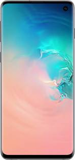 Flipkart offers on Mobiles - SAMSUNG Galaxy S10 (Prism White, 128 GB) 8 GB RAM