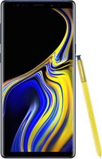 Flipkart offers on Mobiles - SAMSUNG Galaxy Note 9 (Ocean Blue, 128 GB) 6 GB RAM