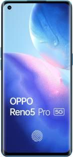 Flipkart offers on Mobiles - OPPO Reno5 Pro 5G (Astral Blue, 128 GB) 8 GB RAM