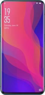 Flipkart offers on Mobiles - OPPO Find X (Glacier Blue, 256 GB) 8 GB RAM