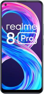 Flipkart offers on Mobiles - realme 8 Pro (Infinite Black, 128 GB) 6 GB RAM