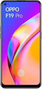 Flipkart offers on Mobiles - OPPO F19 Pro (Crystal Silver, 256 GB)(8 GB RAM)