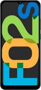 Flipkart offers on Mobiles - SAMSUNG Galaxy F02s (Diamond Black, 32 GB)(3 GB RAM)