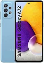 Amazon offers on Mobiles - Samsung Galaxy A72 (Blue ,8GB RAM, 128GB Storage)