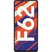 Shopclues offers on Mobiles - SAMSUNG Galaxy F62 (Laser Blue, 128 GB) (6 GB RAM)