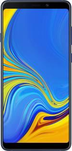Flipkart offers on Mobiles - SAMSUNG Galaxy A9 (Lemonade Blue, 128 GB) 8 GB RAM