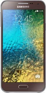 Flipkart offers on Mobiles - SAMSUNG Galaxy E5 (Brown, 16 GB)(1.5 GB RAM)