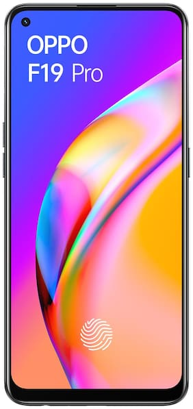 Paytmmall offers on Mobiles - Oppo F19 Pro 8 GB 128 GB Fluid Black