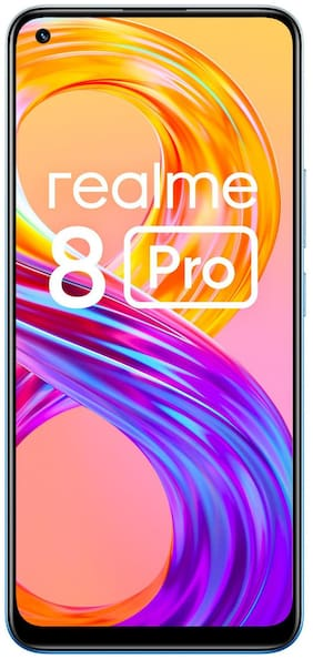 Paytmmall offers on Mobiles - Realme 8 Pro 6 GB 128 GB Infinite Blue