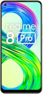 Flipkart offers on Mobiles - realme 8 Pro (Illuminating Yellow, 128 GB) 6 GB RAM