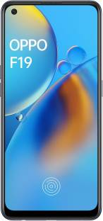 Flipkart offers on Mobiles - OPPO F19 (Prism Black, 128 GB)(6 GB RAM)
