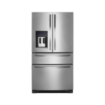 Whirlpool WRX735SDBM 25.0 cu. ft. French Door Refrigerator with Refrigerated Drawer – Stainless Steel