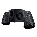 Logitech Z623 2.1 Chanel Speaker System with THX-certified, Powerful Subwoofer