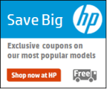 HP.com (Hewlett-Packard Home Store) : Sales and Coupons Promotion